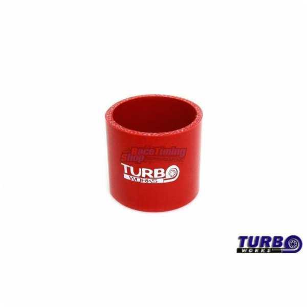 Szilikon csatlakozó TurboWorks Red 35 mm kép