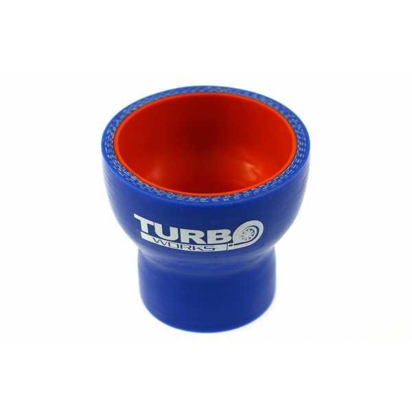 Turbócső TurboWorks Pro Blue 63-70mm kép